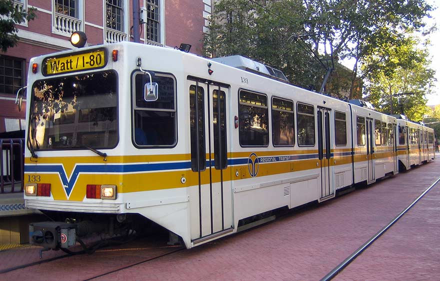 Sacramento Bus, Light Rail, and Government Vehicle Accident Attorneys