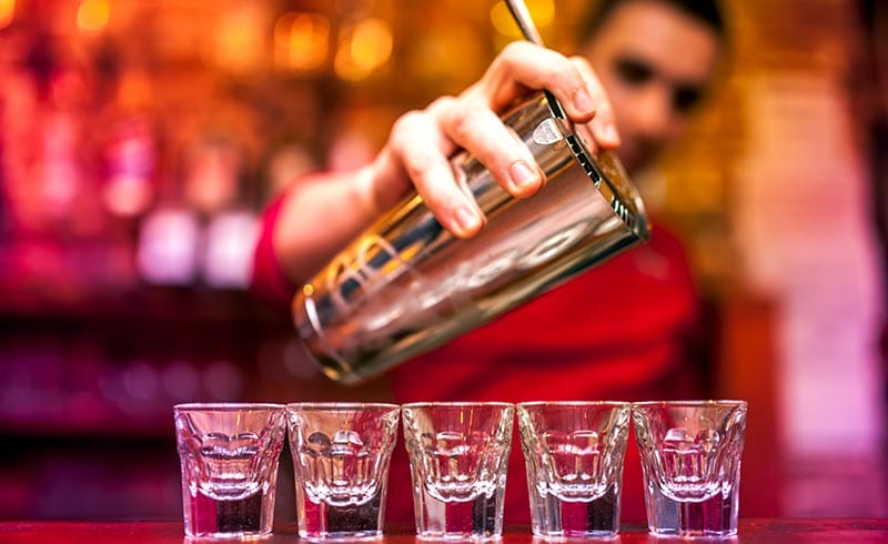 California's anti-dram shop laws limit legal liability for servers of alcohol, but there are exceptions.