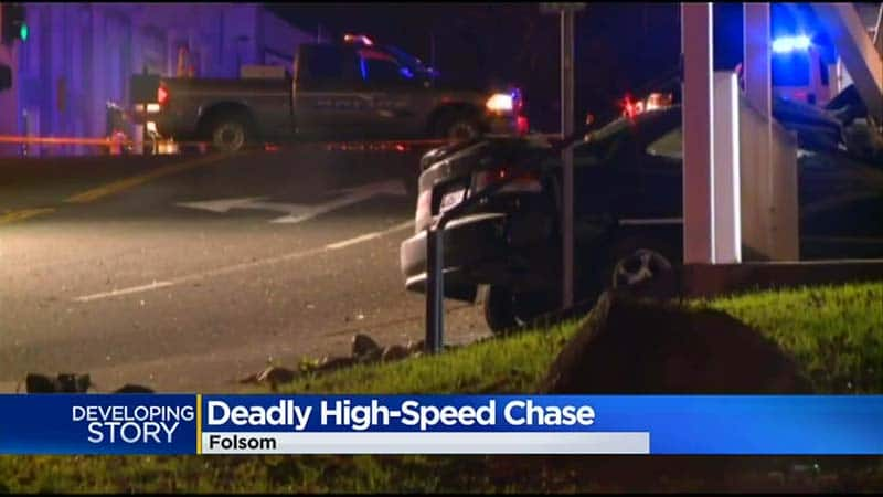 Folsom Accident Demonstrates Dangers of Driving at High Speeds