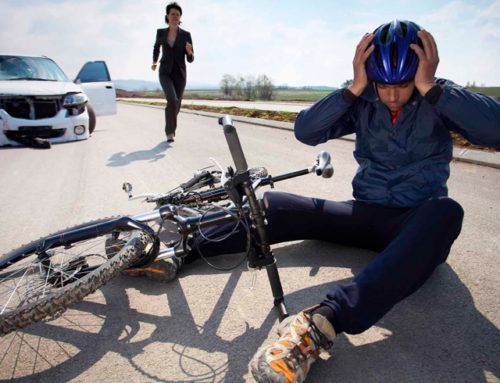 What Should I do in a Bicycle Hit and Run?