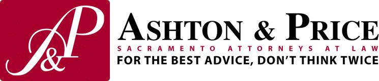 Ashton & Price, LLP | Sacramento Personal Injury Lawyer Logo